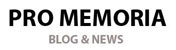 PRO MEMORIA - Pro Memoria
